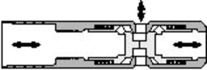 500 Inverse Shuttle Valve - null