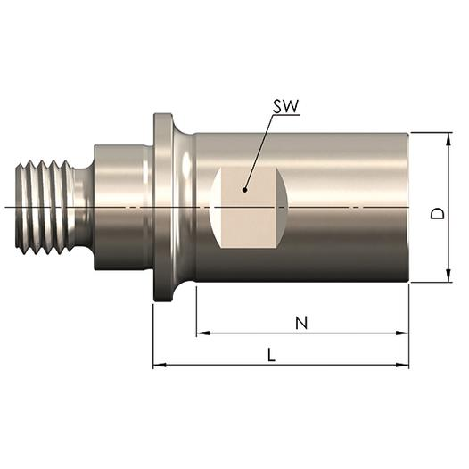 Adapter AD 38-100 - null