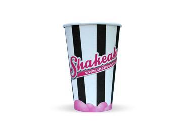 Brendos LTD PAPER CUPS - Brendos LTD Custom Printed Paper cups
