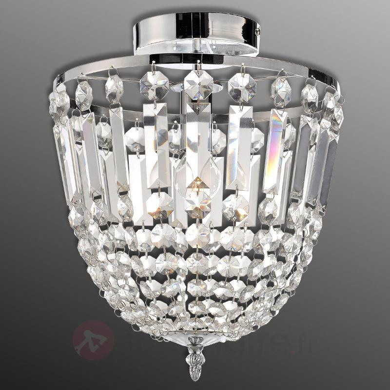 Plafonnier cristal Kamea - Plafonniers en cristal