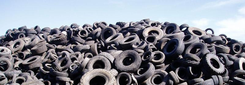 Waste Tyre Recycling Plants - Industries