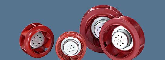 Moto turbines hautes performances  - série : S FORCE radiale