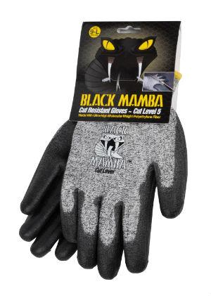 Gants Black Mamba anti-coupure -