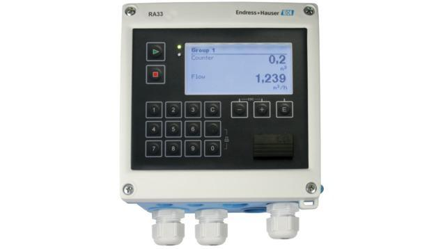 composants systeme enregistreur datamanager - batch controller RA33