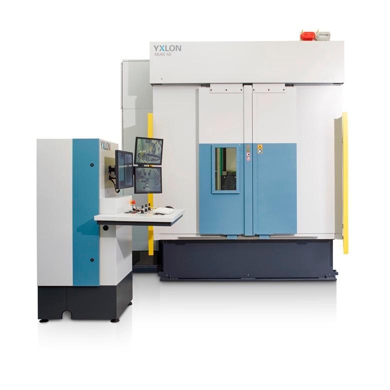 YXLON MU60 AE - Industrielles Röntgen- und CT-Prüfsystem