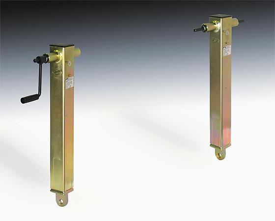 Wciągarki wrzecionowe - seria 2048 i 2088 - Wciągarki wrzecionowe samohamowne, do poziomowania i przesuwania