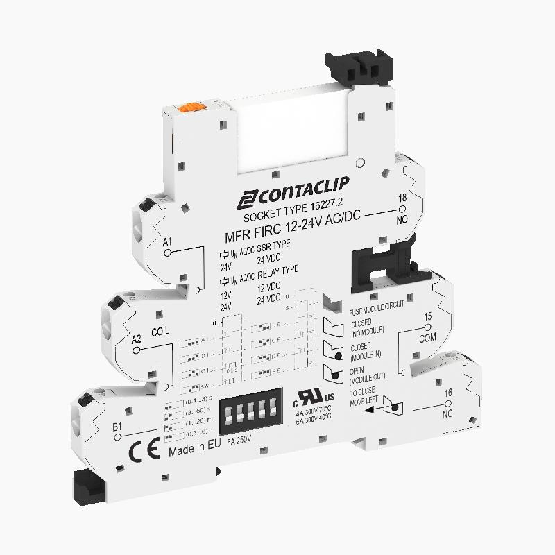 MFR FIRCPU 1/24V AC/DC   Komplett-Baustein - null