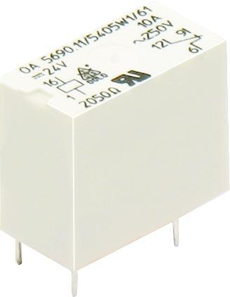 Miniature relays - OA 5690