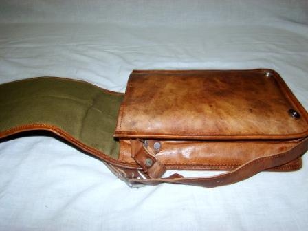 Leather Sling Bag - Leather Sling Messenger Bag