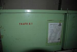 THREE PHASE TRANSFORMER - THREE PHASE TRANSFORMER 380/220