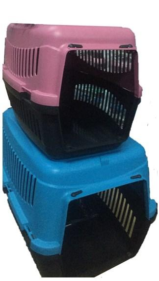 Plastik Kedi aşıma Kafesi