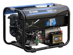 Groupes électrogènes - TECHNIC 6500 E AVR