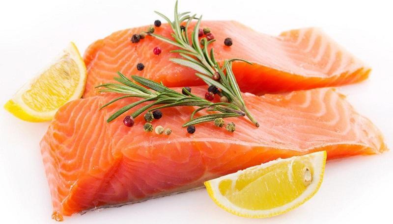 Fresh Salmon Carcasses
