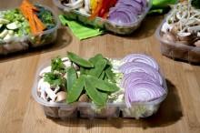 Légumes - Wok du chef