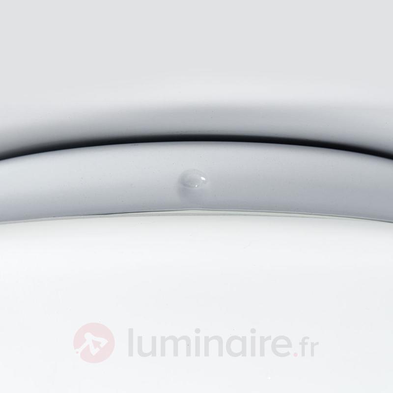 Plafonnier d'extérieur en verre Wayne IP44 - Tous les plafonniers d'extérieur
