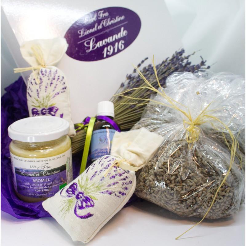 100% Provence - Coffrets et idées cadeaux lavande