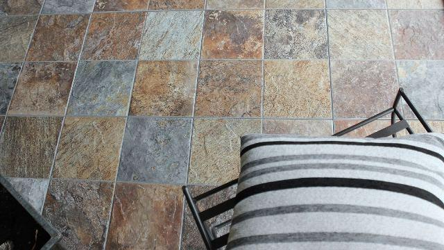 Slate Effect Tiles - Ceramic and Porcelain