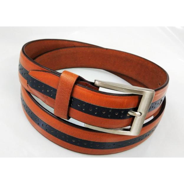 Genuine leather belt  - Genuine leather belt for men