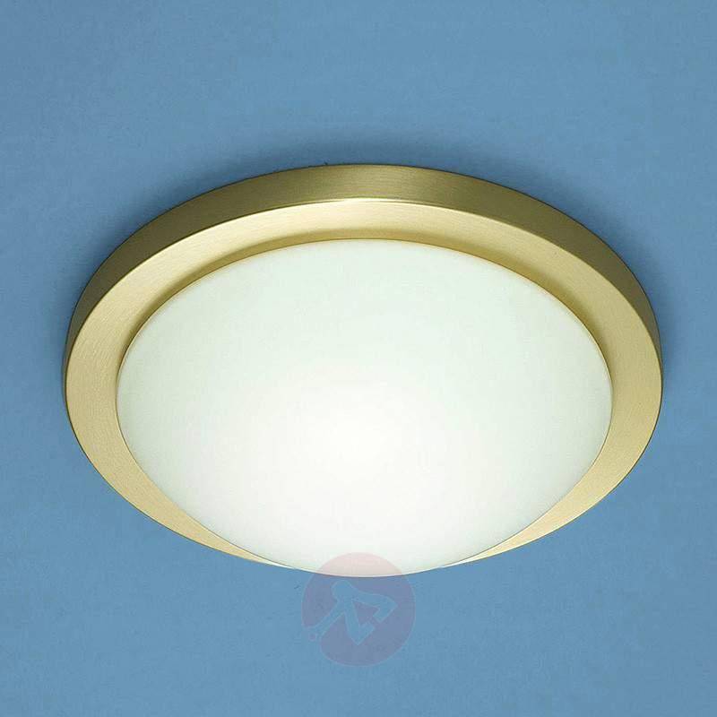 Large LED ceiling light Dora, 40 cm - Ceiling Lights