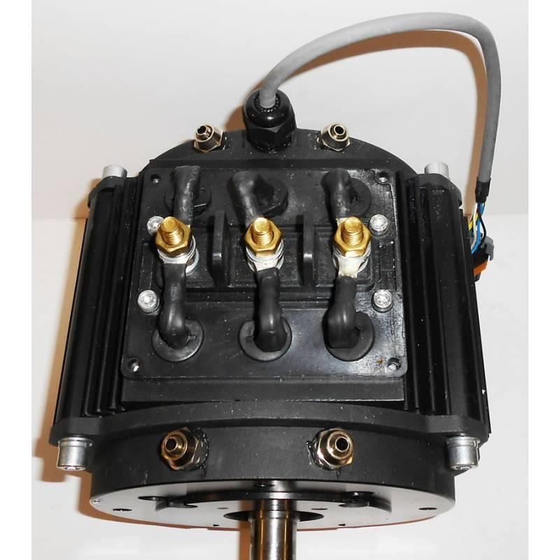 Moteur Motenergy, Me1304 Brushless, Refroidit Par Eau - Moteurs synchrones