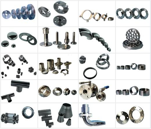 WELDING FITTINGS -