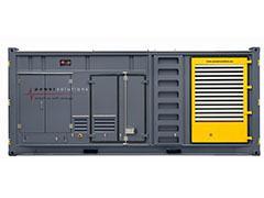 Generator 1250 kVA - Technische Fiche