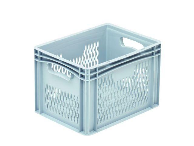 Stacking box: Base 4327 2 DG - Stacking box: Base 4327 2 DG, 400 x 300 x 270 mm
