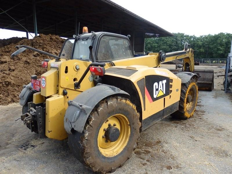Telescopics - CATERPILLAR TH406