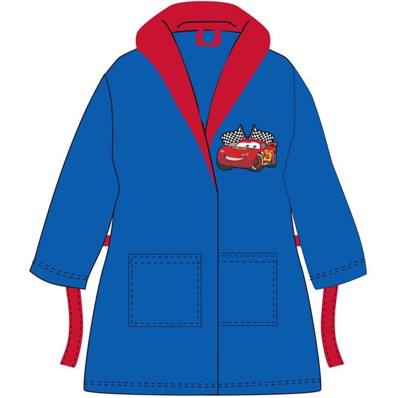 Grossiste sous licence de Robe de chambre Cars du 2 au 8 ans - Robe de chambre