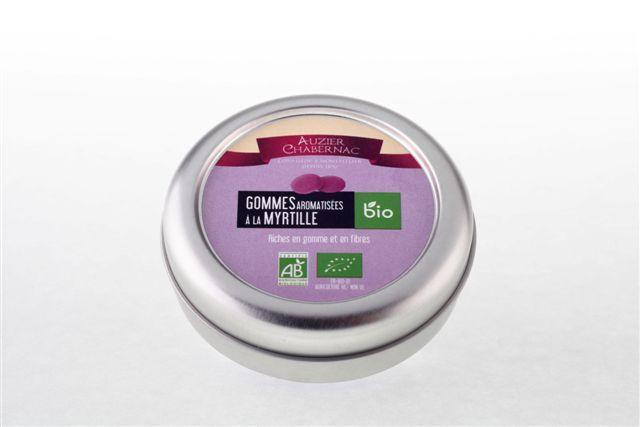GOMME BIOLOGIQUE PRUNE CERISE - Épicerie sucrée