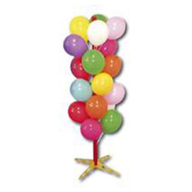 Arbre à ballons - Ballons de baudruche et ballon personnalisé