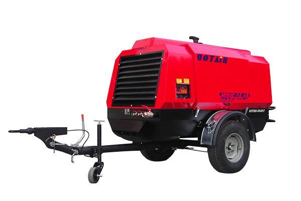 Linea MDVS (10000-25000 lt/min – 350-900 CFM) – Diesel - Motocompressori