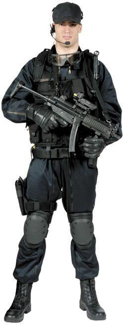 Suits Action Bodywear - 2 ZIPPER COTTON SPECIAL FORCES COVERALLS