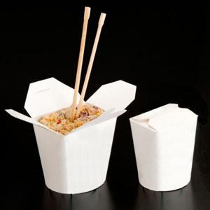 Pot en carton 780 ml  - pour pâtes ou salades ou plats cuisinés