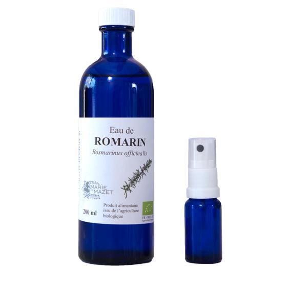 Eau Florale de Romarin Bio 200ml - null