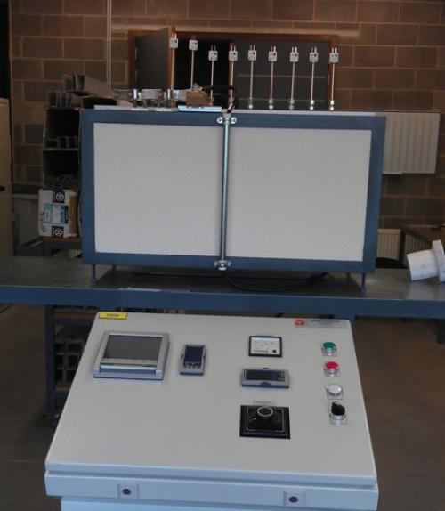 Service de maintenance et pièces de rechange  - Pour fours industriels