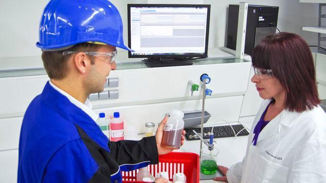 analyse liquides produits - logiciel multivoie multiparametre CYZ71D