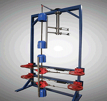 Equipo de perforación (Workover Rig) Cable de alambre  - en línea Tiempo real