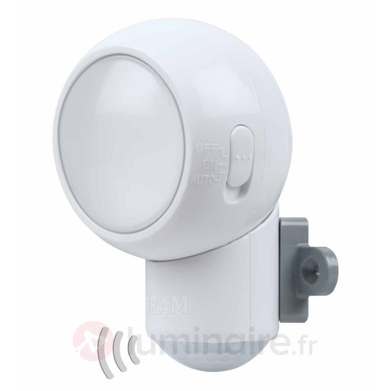 Lampe LED multifonctionnelle Spylux - Appliques LED