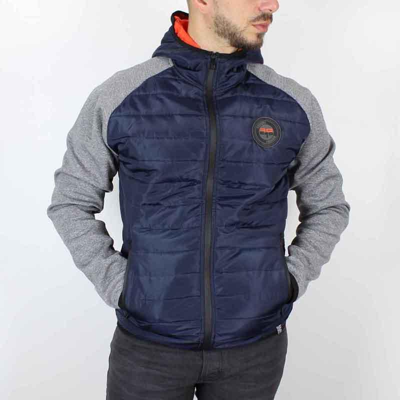 Manufacturer hooded coat men licenced RG512 - Coat and Jacket