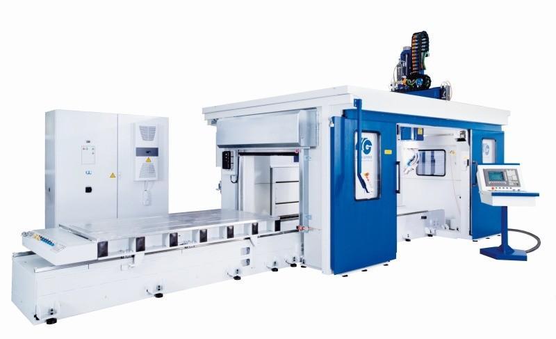 5-axis Gantry Milling System G-S-F(30-10)/B