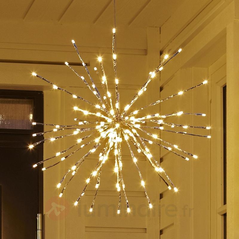 Lampe décorative LED HYDRA - Décorations de Noël LED d'extérieur