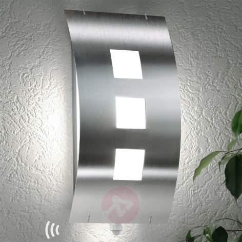 Toma High-quality Exterior Wall Lamp with Sensor - stainless-steel-outdoor-wall-lights
