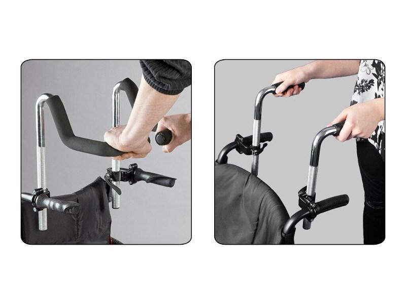 Schiebegriffe und Rohrüberzüge - Unsere Schiebegriffe und Rohrüberzüge für Rollstühle und Rollatoren