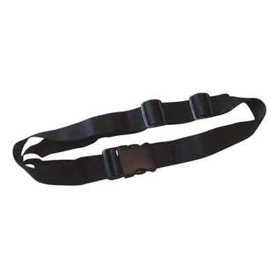 Nylon Gürtel 40mm, 142cm lang - 19-SL211-00 - Holster + Taschen