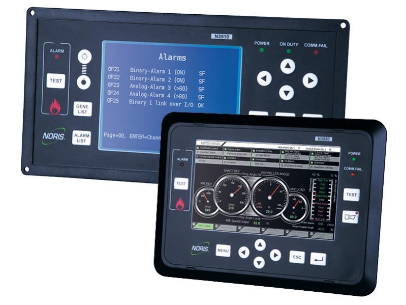 sistema de control y mando para buque - sistema de control y mando para buque