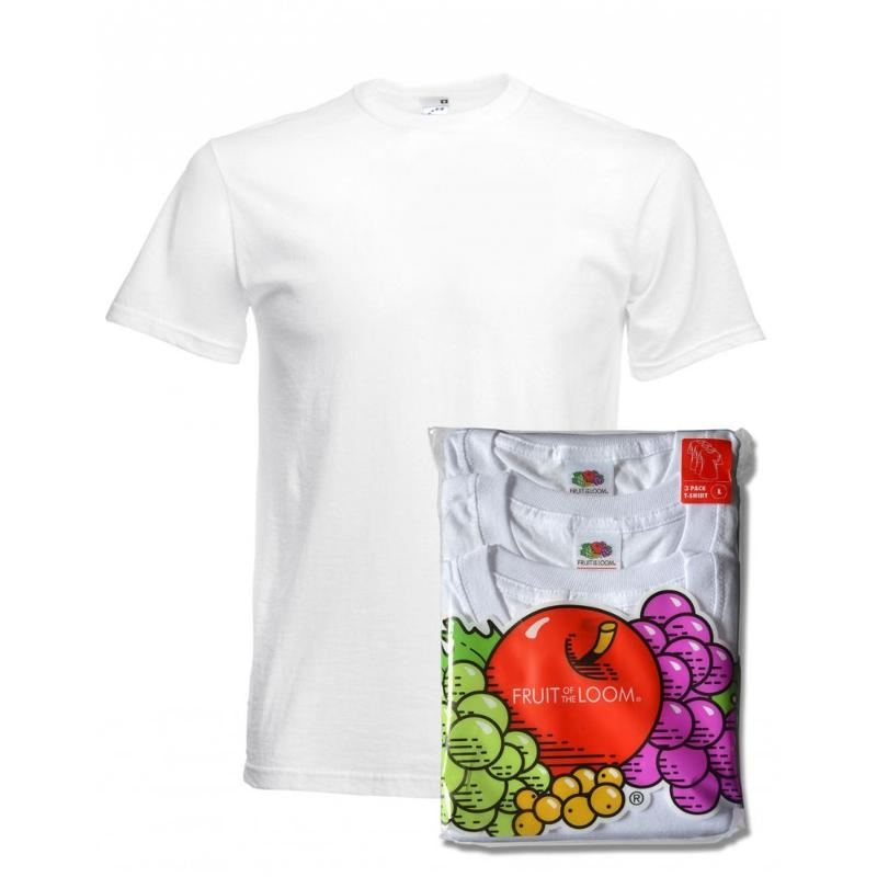 T shirt homme, par 3 - Sous- vêtements