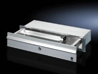 Human/machine interface - Drawer  - 482.6 mm 19/2 U for keyboard and mouse – CP 6002.000
