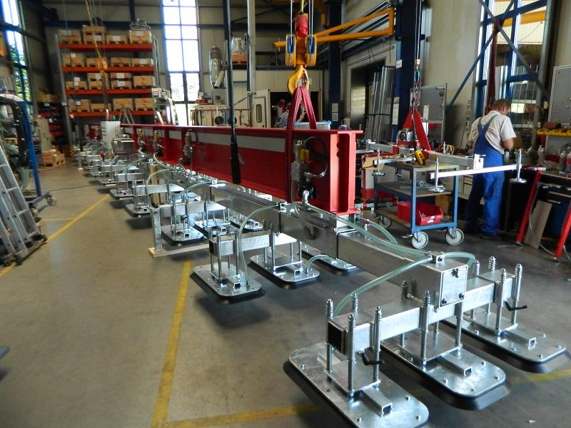 vacuum lifter - up to 40.000 kg - null