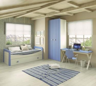 DORMITORIO COLECCION HAPPY PLUS 114